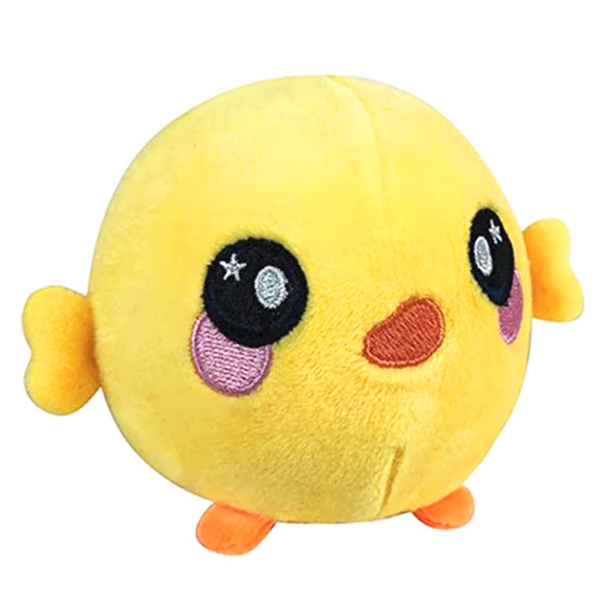"""Scented Plush Squishy Mini Soft Squeeze Stress Relief Toy"" For Kids and Adults - Available In 8 Styles!"