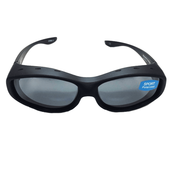 Sunglasses - Extreme Sports Solar Side Shields Polarized Sunglasses