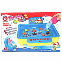 Toys - Let's Fish! Battery Operated Hunting Game