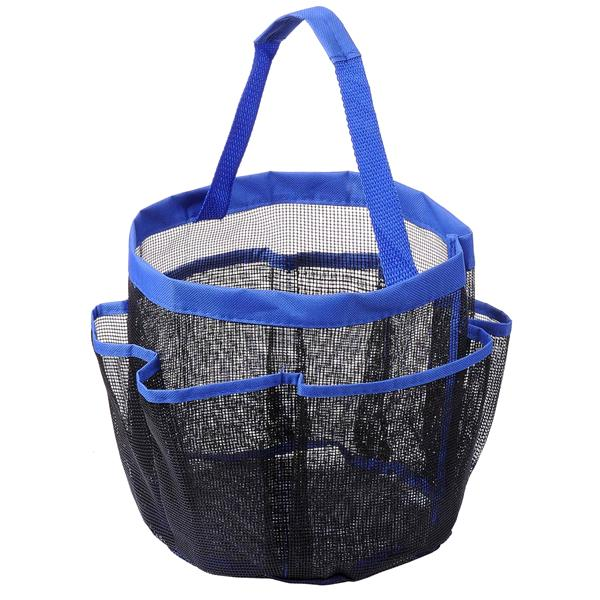 Beau 8 Pocket Portable Quick Dry Mesh Shower Caddy   Available In 3 Colors! U2013  EFizzle