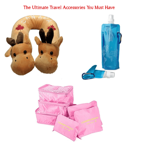Ultimate Travel Accessories - Limited Time Offer!