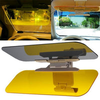 2 Pack: Deluxe HD Day and Night Anti-Glare Vehicle Visor