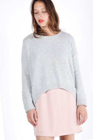 Beril Knit Grey