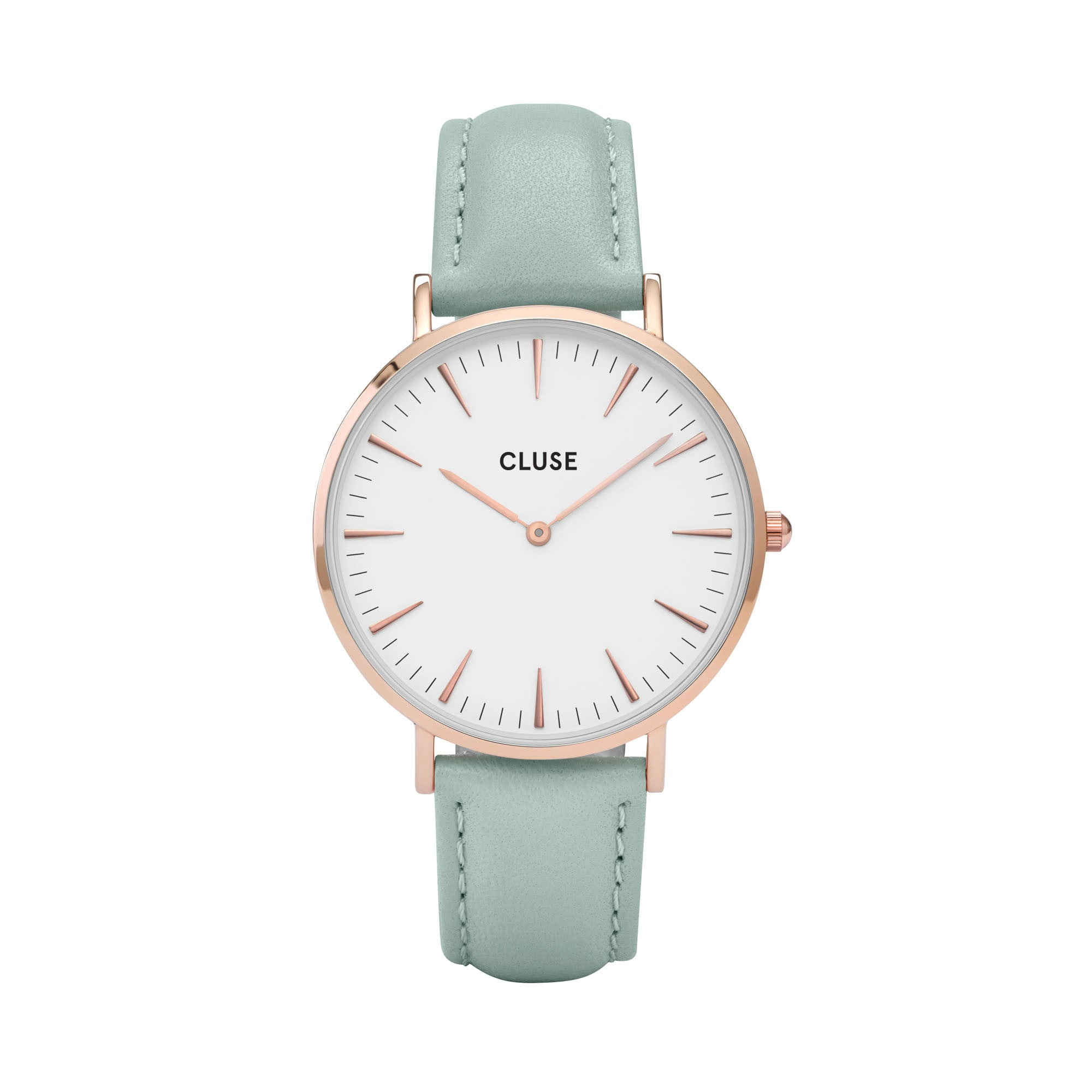 Cluse La Bohème Rose Gold White/Pastel Mint - WATCHES - Cluse - MODESPOT - 1