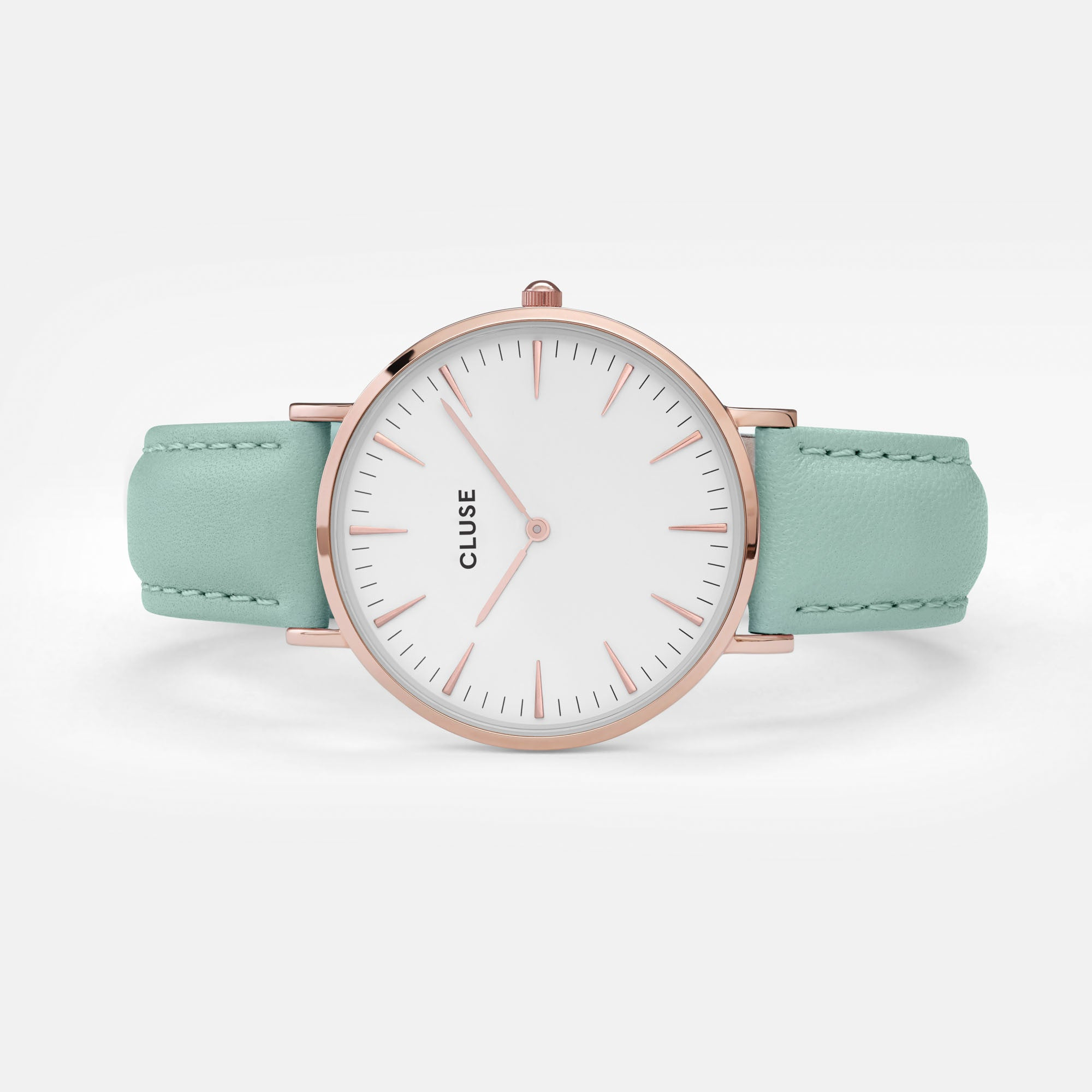 Cluse La Bohème Rose Gold White/Pastel Mint - WATCHES - Cluse - MODESPOT - 2