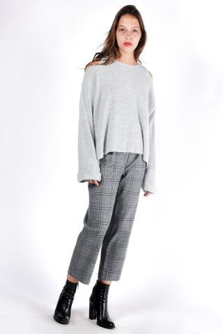 Margo Knit Grey