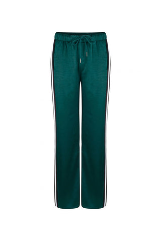 Kate Satin Jogging Green