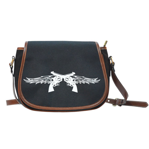 Pistol Wings Saddle Bag