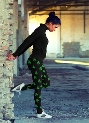 Shamrocks Leggings