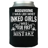 Assuming I Was Like Most Inked Girls Was Your First Mistake