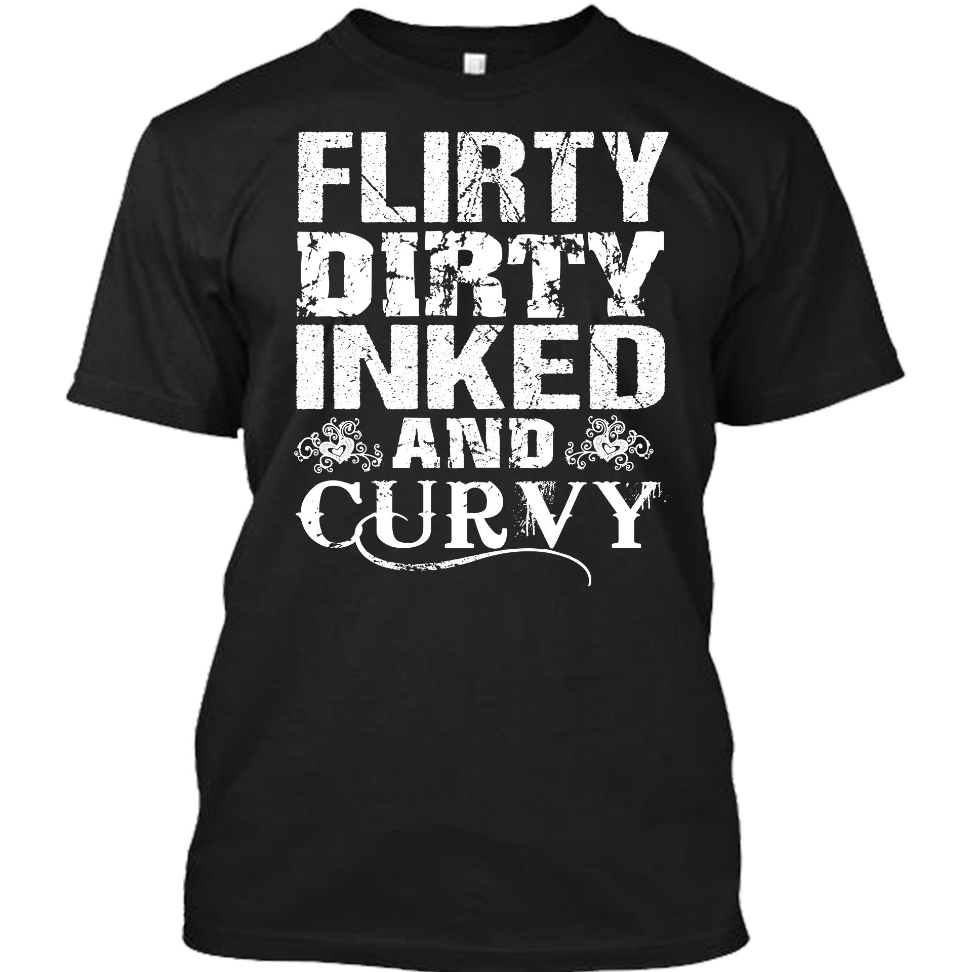 Flirty Dirty Inked And Curvy