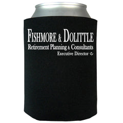Fishmore & Dolittle Can Koozie