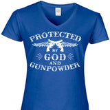Protected By God And Gunpowder