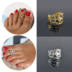 Women's Fashion Toe or Mid Finger Ring