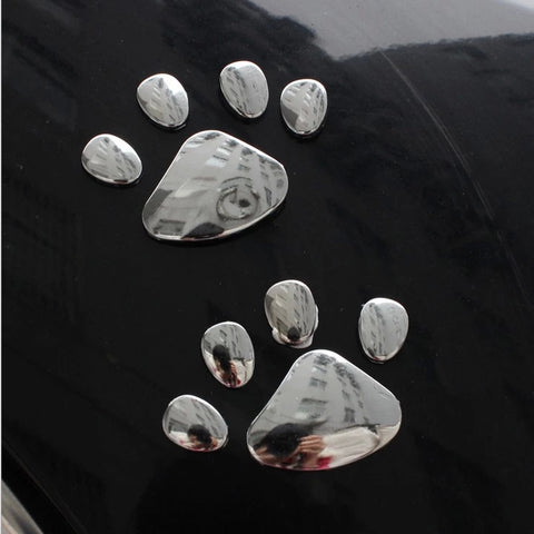 Paws Print Car Decals