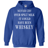 Never Cry Over Spilt Milk It Could Have Been Whiskey