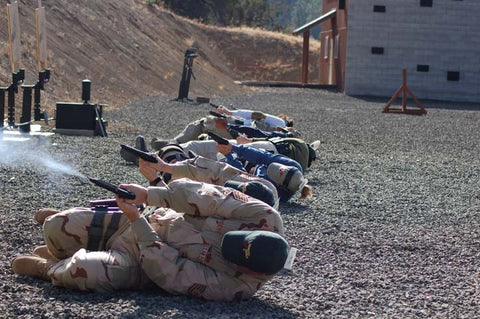 Oct 11-13th, 2018 Urban Rifle 2 Vehicle Defense