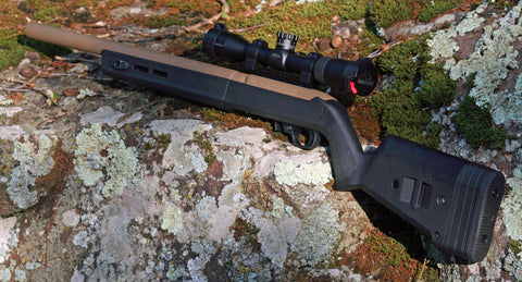 Integral Suppressed Ruger 10/22 Takedown