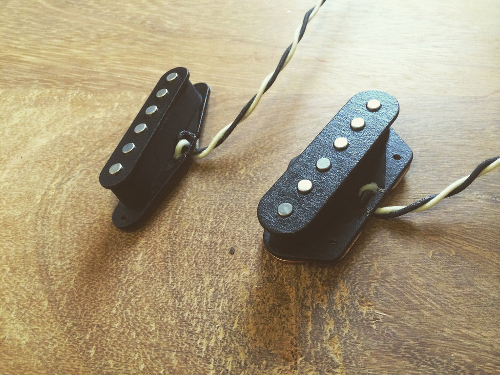 Telecaster® Range - DURTY BRUTES