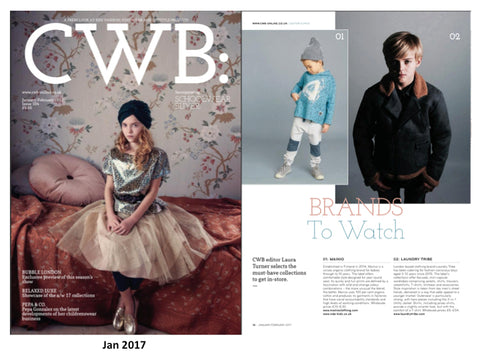 CWB Magazine - Issue 104 - Laundry Tribe