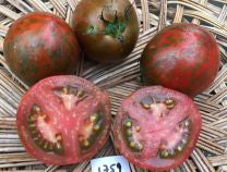 Black and Brown Boar Tomato