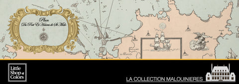 La Collection Malouinières