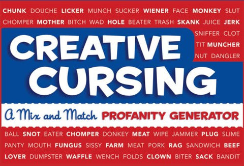 Creative Cursing: A Mix