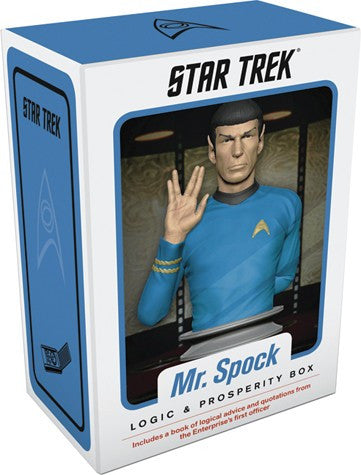 Mr. Spock Logic & Prosperity Box