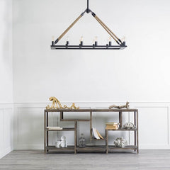 Beata Rope Chandelier