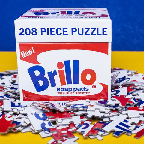 Brillo Box Puzzle