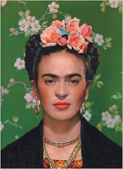I Will Never Forget You, Frida Kahlo
