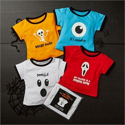 Halloween Infant Tee's
