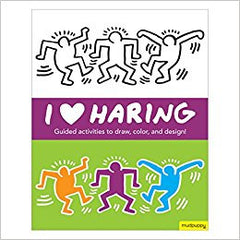I Love Haring Activity Book