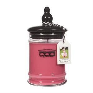 Tickled Pink Candle in Small Jar