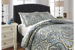 Signature Soliel 3 Piece Duvet Set