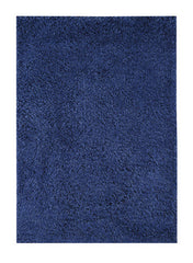"""Blue Bayou"" Royal Blue Alonso Rug - Full View"