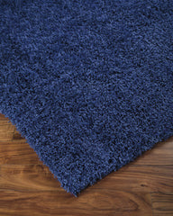 """Blue Bayou"" Royal Blue Alonso Rug"