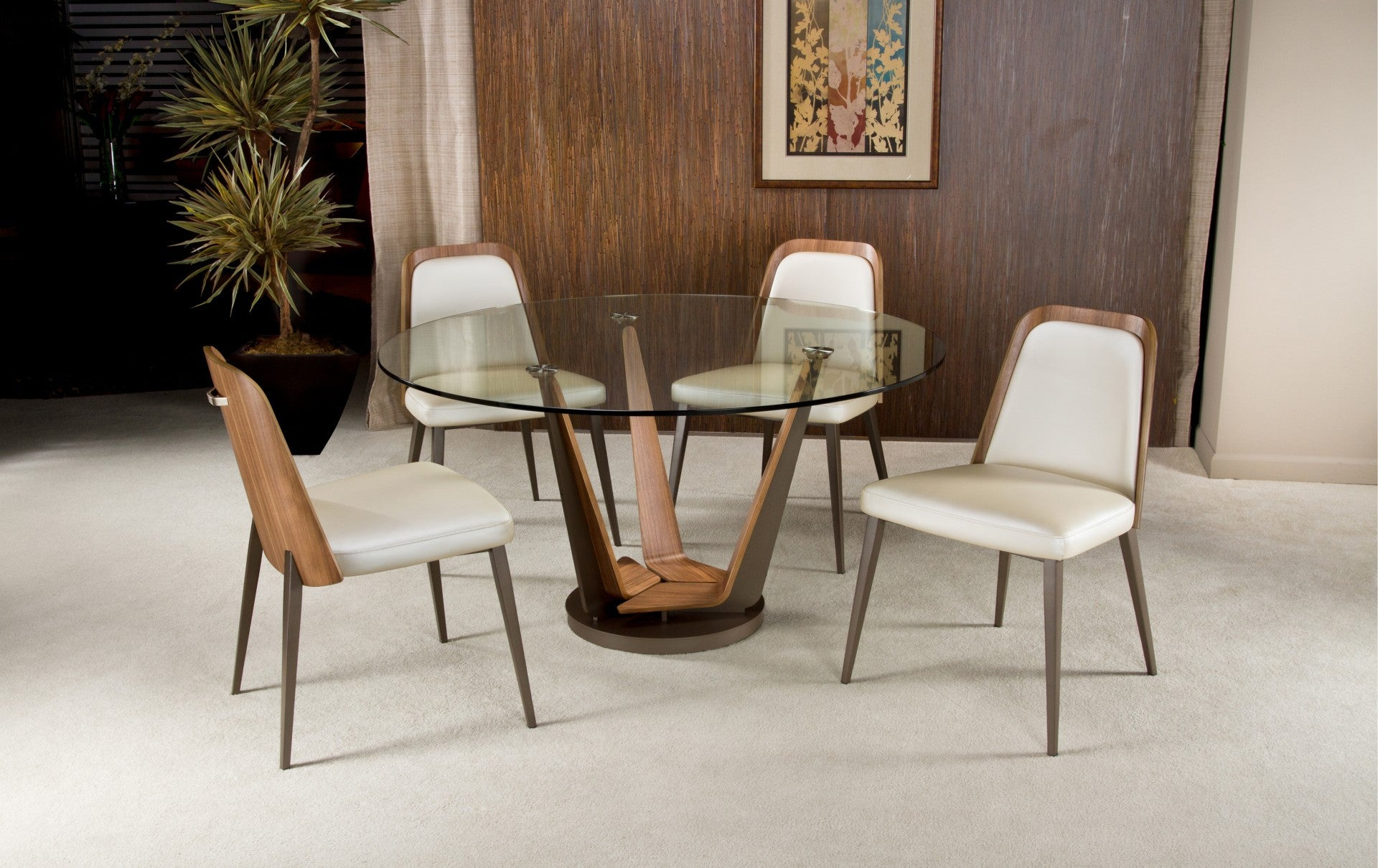 Triplex Dining Table