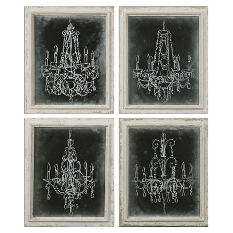 Chandelier Drawings