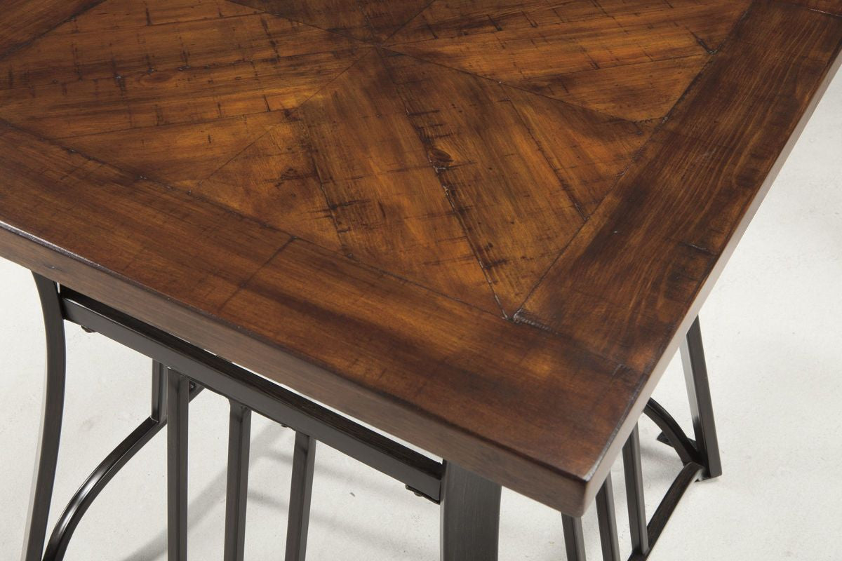 Zanilly Square Counter Table