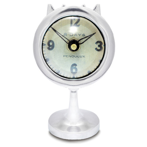 Airstream Table Clock