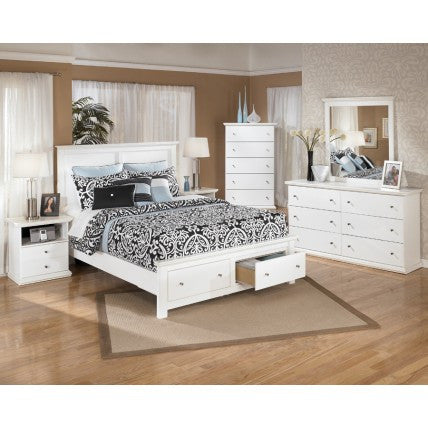 Bostwick Queen Size Storage Bed