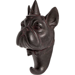 """Crumb The Boxer"" Decorative Wall Hook"