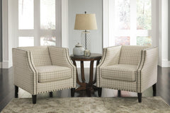 Kieran Nailhead Accent Chair