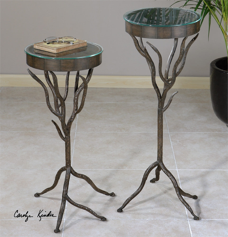 Escher Plant Stands Set/2