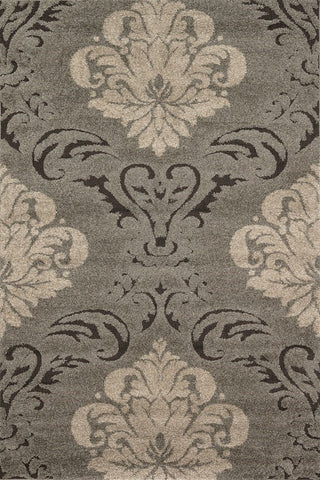 Smoke/Beige Enchant 5 x 7 Rug