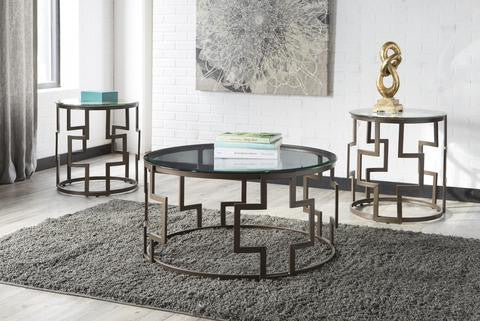 Frostline Coffee Table