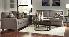 Frostline Coffee Table and Side Table Set