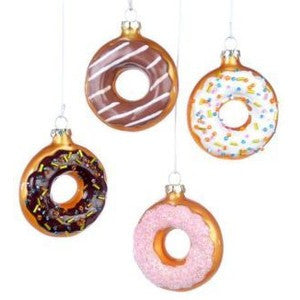 Donut Ornaments