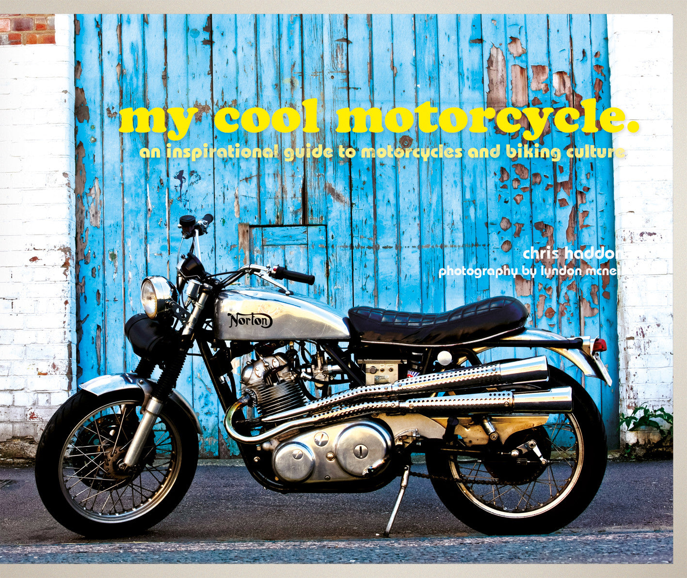 My Cool Motorcyle